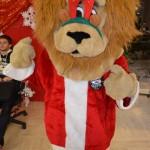 La mascotte de Montpellier BS