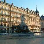 Place de la comédie par http://www.soleilinvest.com/