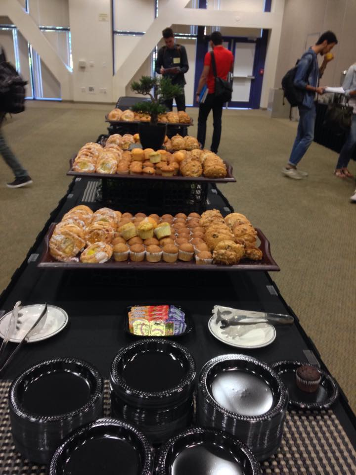 Le buffet :D