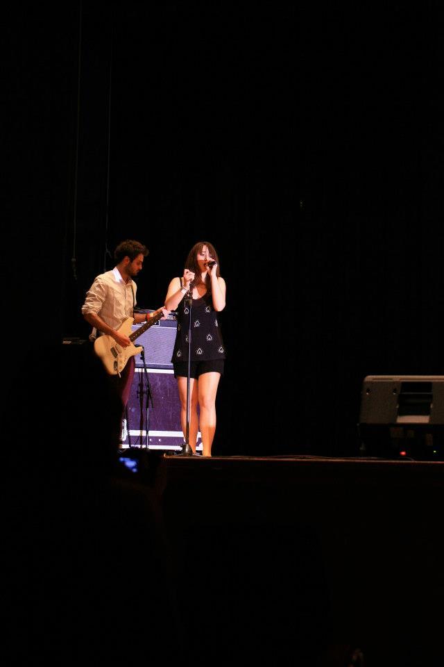Une chanteuse de talent!
