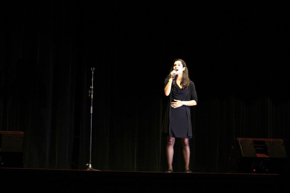 Lucia en chanson