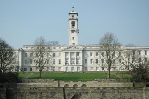 Nottingham au Royaume-Uni