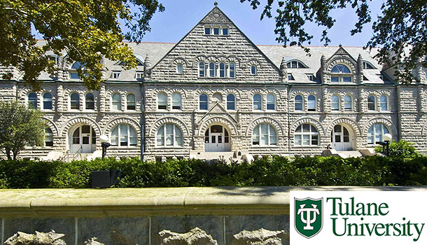 Tulane University aux Etats-Unis