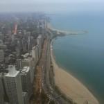 Vue Chicago et ses plages