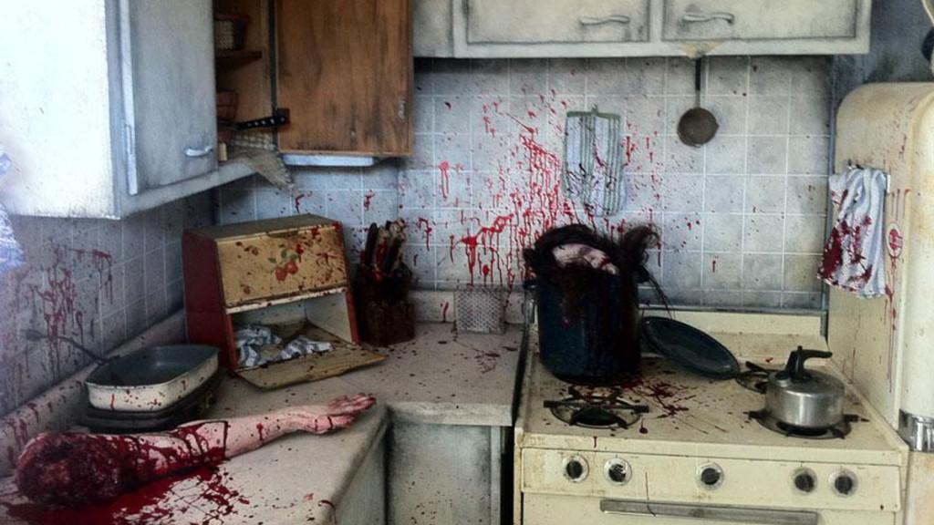 Blood Kitchen Haunted House