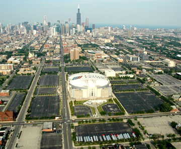 United center à Chicago